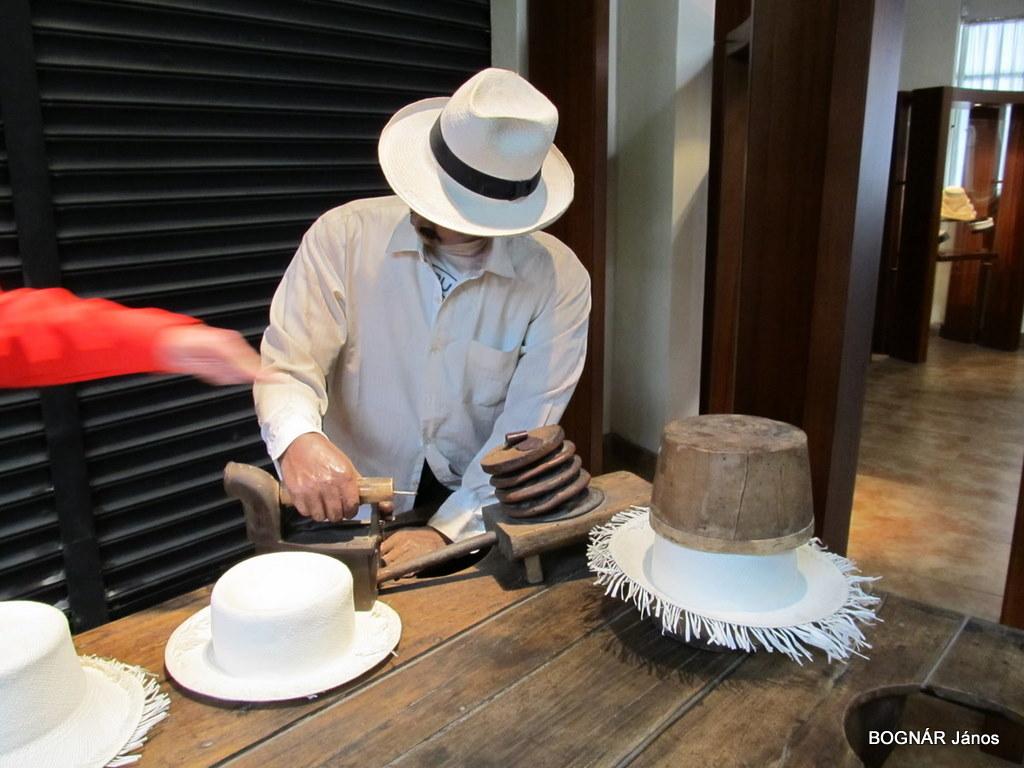 Panama kalap gyár-2