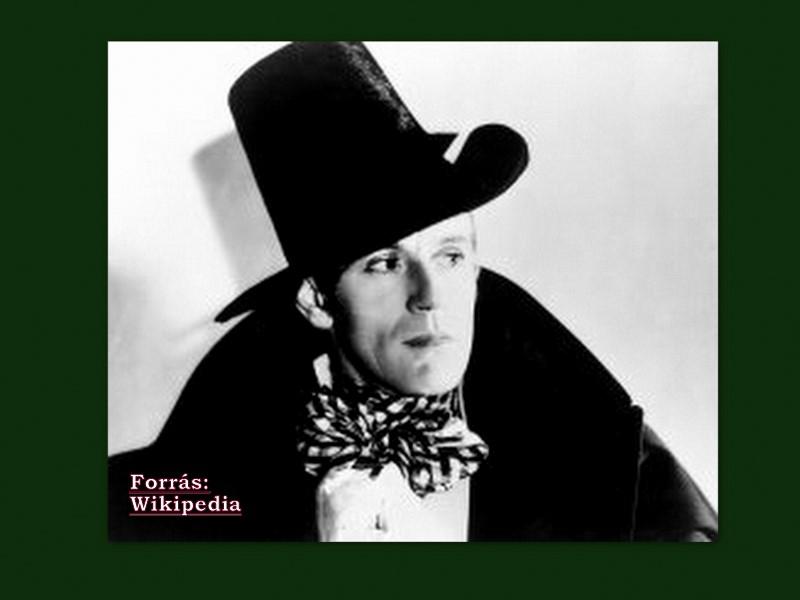 Leslie Howard az 1934-es filmváltozatban