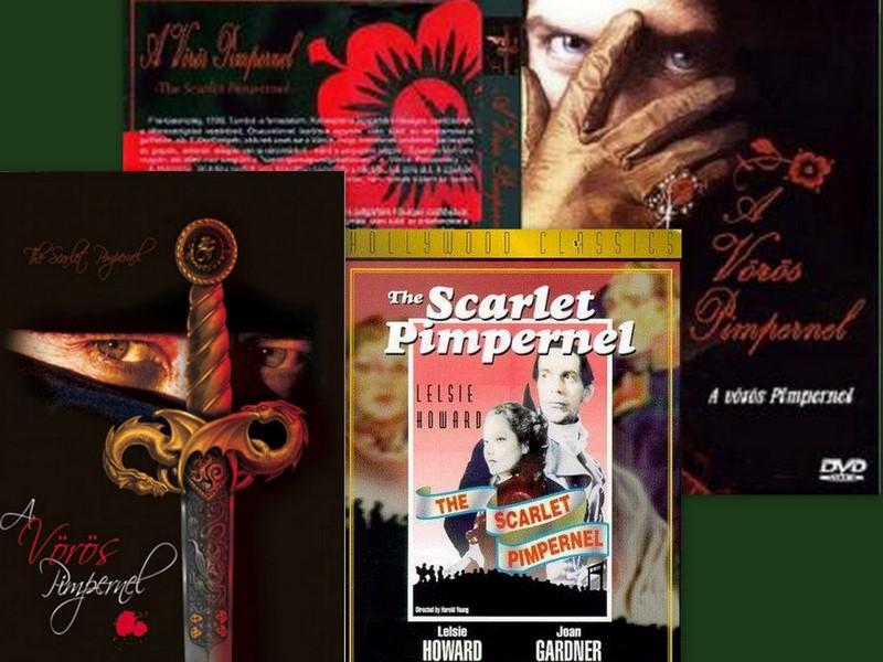 Néhány változat DVD borítója
